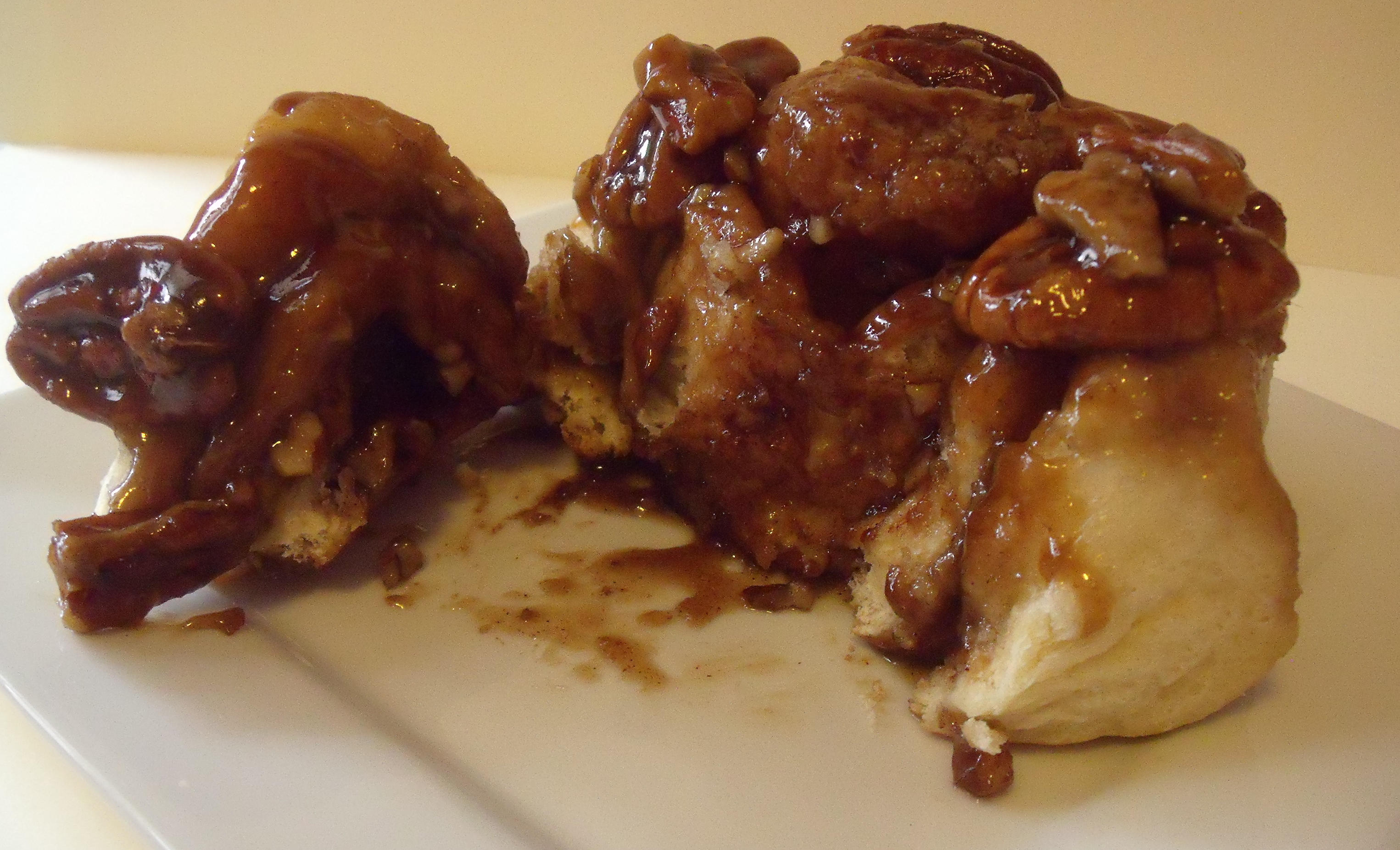 Pecan Sticky Buns | the purple spoon