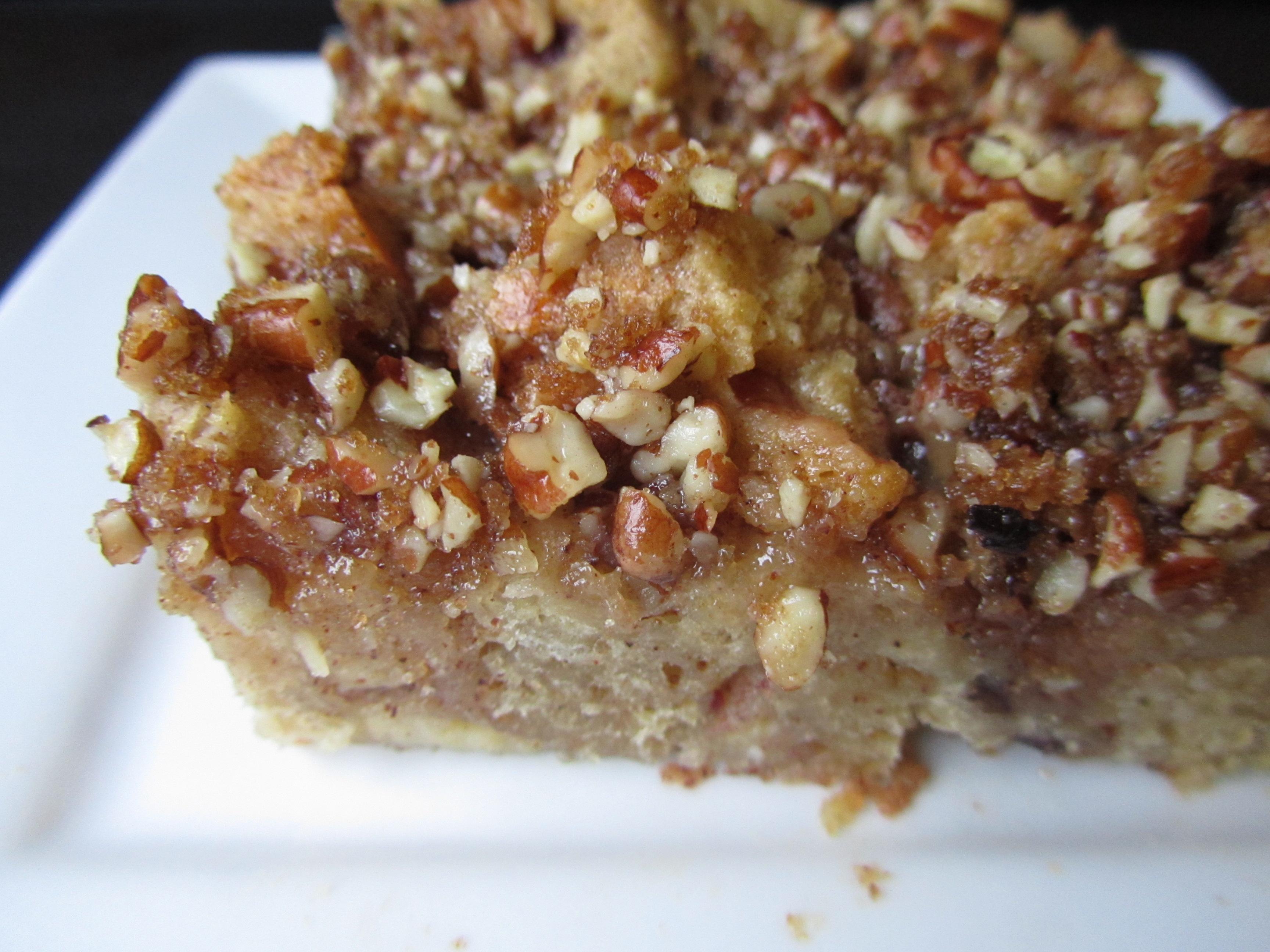 Christmas Bread Pudding Recipe — Dishmaps